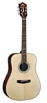 Guild GAD50E Acoustic Electric Guitar with Case