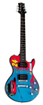 Silvertone Guitars NASCAR Jeff Gordon Electric Guitar