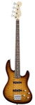 Fender Deluxe Jazz Electric Bass Guitar with Gigbag