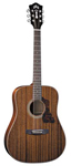 Guild GAD 25 Dreadnought Acoustic Guitar with Case