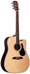 Alvarez AD70SC Acoustic Electric Guitar