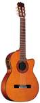 Alvarez AC60SC Classical Cutaway Acoustic Electric Guitar
