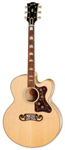 Gibson SJ200 EC Modern Classic Acoustic Electric with Case