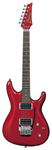 Ibanez JS1200 Joe Satriani Signature Electric Guitar with Case Red