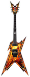 Dean Dimebag Razorback Electric Guitar with Case