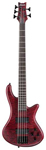 Schecter Stiletto Custom 5 String Electric Bass Guitar