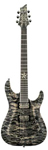 Schecter C1 Exotic Star Electric Guitar