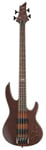 ESP LTD D4 Electric Bass Guitar Natural Satin