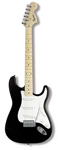 Squier Affinity Stratocaster Electric Guitar Maple Fingerboard