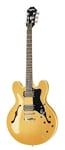Epiphone Dot Archtop Semi Hollowbody Electric Guitar Natural With Case