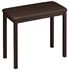 Casio CB7 Digital Piano Bench In Brown