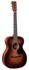 Martin Jeff Tweedy Custom OODB Acoustic Guitar Mahogany Burst w/ Case