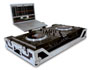 Numark Pro Flight Case for NS7FX DJ Performance Controller