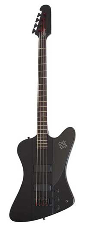 Epiphone Goth Thunderbird IV Electric Bass Guitar