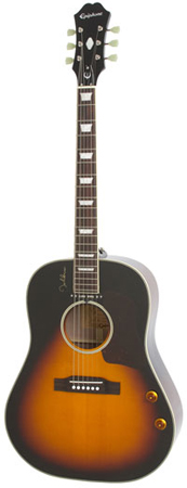 Epiphone EJ160E John Lennon Acoustic Electric Guitar