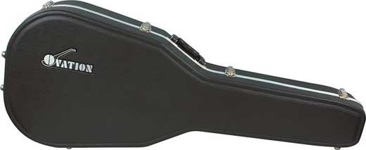 Ovation Deep and Mid Depth Body Acoustic Guitar Case