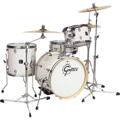 Gretsch Catalina Club Jazz 4 Piece Shell Kit Drum Set