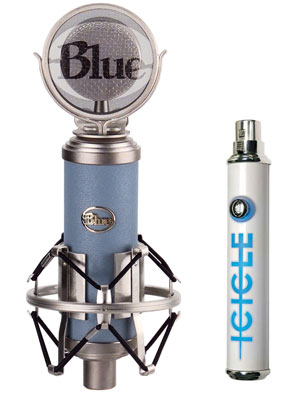 Blue Microphones Bluebird Condenser Mic With Icicle USB Converter Pack