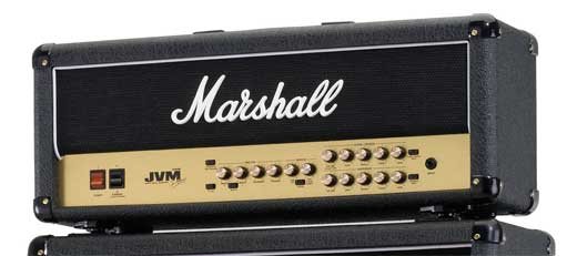 Marshall JVM210H 100 Watt Guitar Amplifier Head