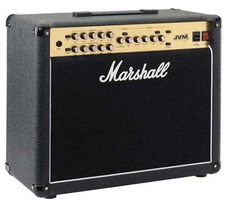 Marshall JVM215C 50 1x12 Watt Guitar Combo Amplifier