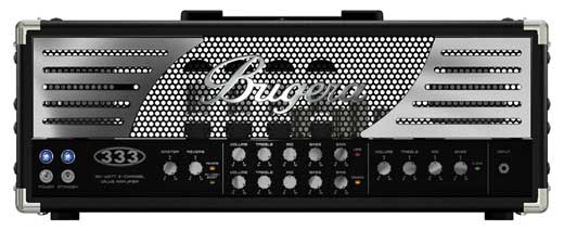 Bugera 333 Tube Guitar Amplifier Head