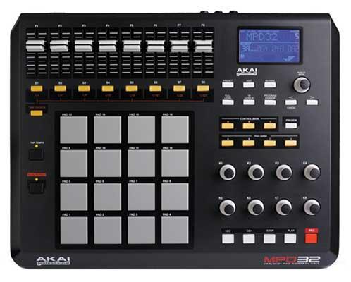 Akai MPD32 USB MIDI Control Surface