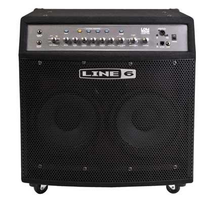 Line 6 LowDown LD400 Pro Bass Guitar Combo Amplifier