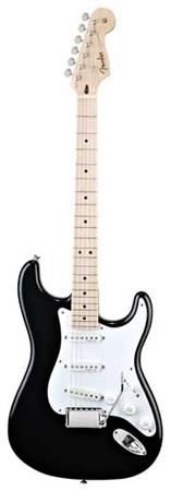 Fender Custom Shop Eric Clapton Stratocaster Black with Case