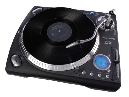 Numark TTXUSB Direct Drive USB DJ Turntable