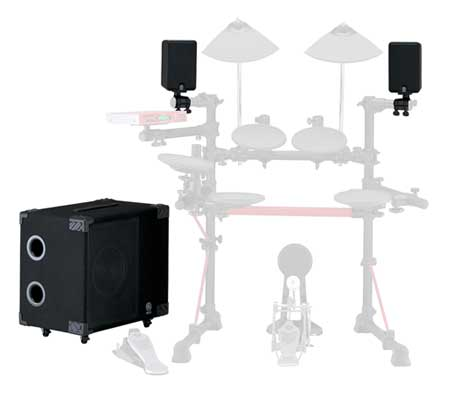 Yamaha MS100DR Powered Drum Monitor System