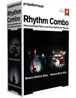 Propellerhead Rhythm Combo Software Bundle