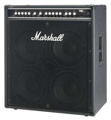 Marshall MB4410 Bass Guitar Combo Amplifier