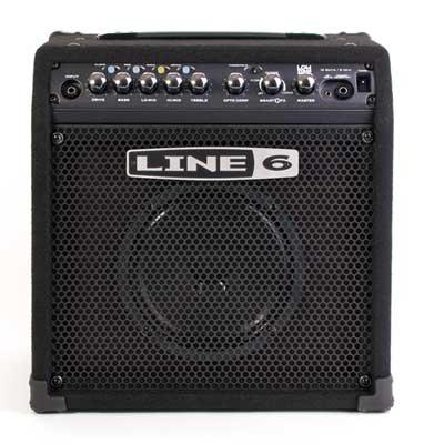 Line 6 LowDown LD15 Bass Guitar Combo Amplifier