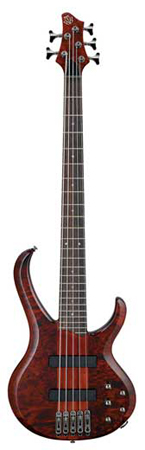 Ibanez BTB775PB 5 String Electric Bass Guitar