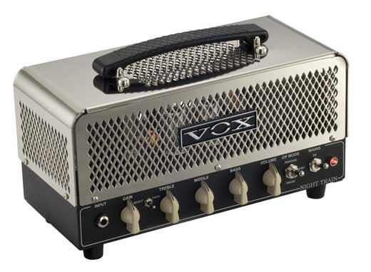 Vox NT15H Night Train Guitar Amplifier Head