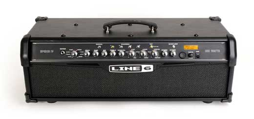Line 6 Spider IV HD150 MKII Guitar Amplifier Head
