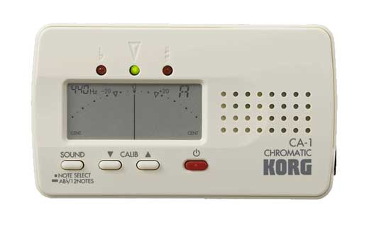 Korg CA1 Chromatic Guitar and Bass Tuner