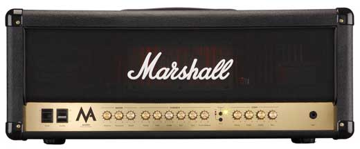 Marshall MA50H Tube Guitar Amplifier Head