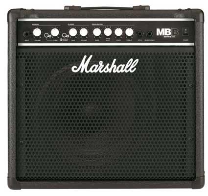 Marshall MB30 Bass Guitar Combo Amplifier