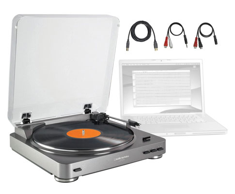Audio Technica ATLP60 USB Turntable