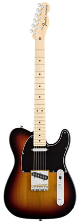 Fender American Special Telecaster Electric Guitar with Gig Bag