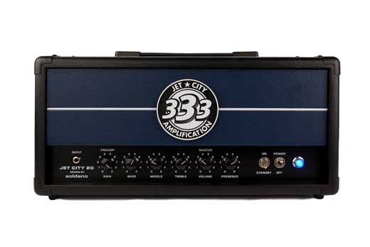 Jet City JCA20H Tube Guitar Amplifier Head