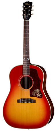 Gibson Brad Paisley J45 Acoustic Electric Guitar with Case