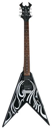 BC Rich Kerry King Metal Master V Electric Guitar