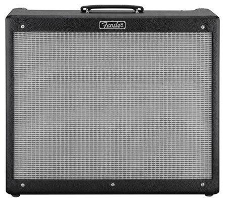 Fender Hot Rod III Deville 212 60 Watt Tube Guitar Combo Amplifier