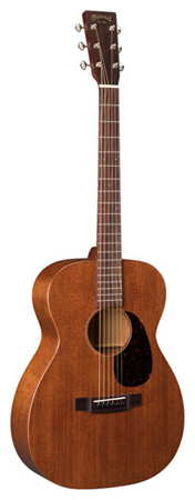 Martin 0015M Acoustic Guitar With Case