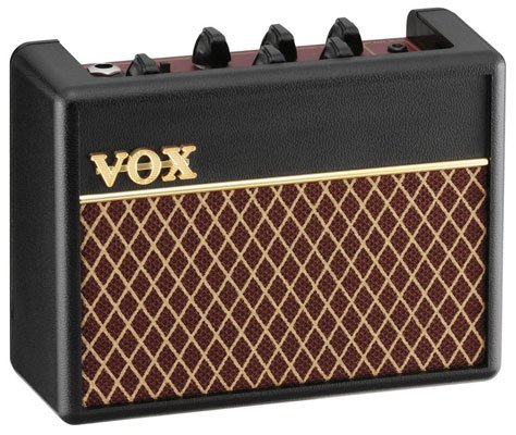 VOX AC1 RhythmVox Miniature Battery Powered Electric Guitar Amplifier