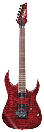 Ibanez RG920QM Premium Electric Guitar with Gig Bag
