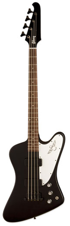 Gibson Thunderbird Short Scale Electric Bass Guitar with Case