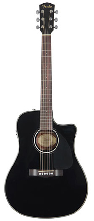 Fender CD110CE Acoustic Electric Guitar